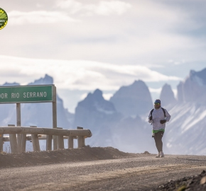 pim1909paav2919; Running in Patagonia for the eighth edition of the Patagonian International Marathon 2019 in Provincia de Última Esperanza, Patagonia Chile; International Marathon; Octava Edición Maratón de la Patagonia, Chile 2019;
