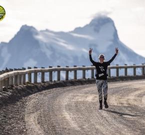 pim1909paav2922; Running in Patagonia for the eighth edition of the Patagonian International Marathon 2019 in Provincia de Última Esperanza, Patagonia Chile; International Marathon; Octava Edición Maratón de la Patagonia, Chile 2019;