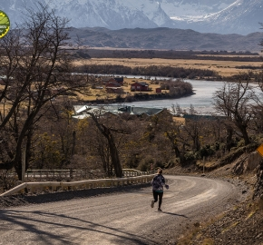 pim1909paav2925; Running in Patagonia for the eighth edition of the Patagonian International Marathon 2019 in Provincia de Última Esperanza, Patagonia Chile; International Marathon; Octava Edición Maratón de la Patagonia, Chile 2019;