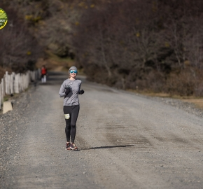 pim1909paav2926; Running in Patagonia for the eighth edition of the Patagonian International Marathon 2019 in Provincia de Última Esperanza, Patagonia Chile; International Marathon; Octava Edición Maratón de la Patagonia, Chile 2019;