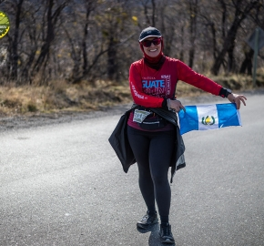 pim1909paav4835; Running in Patagonia for the eighth edition of the Patagonian International Marathon 2019 in Provincia de Última Esperanza, Patagonia Chile; International Marathon; Octava Edición Maratón de la Patagonia, Chile 2019;