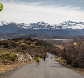pim1909paav4842; Running in Patagonia for the eighth edition of the Patagonian International Marathon 2019 in Provincia de Última Esperanza, Patagonia Chile; International Marathon; Octava Edición Maratón de la Patagonia, Chile 2019;
