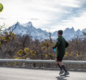 pim1909paav4844; Running in Patagonia for the eighth edition of the Patagonian International Marathon 2019 in Provincia de Última Esperanza, Patagonia Chile; International Marathon; Octava Edición Maratón de la Patagonia, Chile 2019;