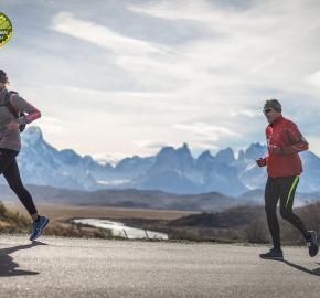 pim1909paav4859; Running in Patagonia for the eighth edition of the Patagonian International Marathon 2019 in Provincia de Última Esperanza, Patagonia Chile; International Marathon; Octava Edición Maratón de la Patagonia, Chile 2019;