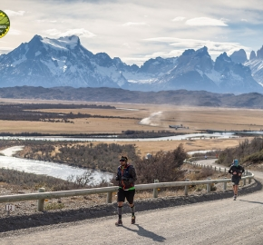 pim1909paav4882; Running in Patagonia for the eighth edition of the Patagonian International Marathon 2019 in Provincia de Última Esperanza, Patagonia Chile; International Marathon; Octava Edición Maratón de la Patagonia, Chile 2019;
