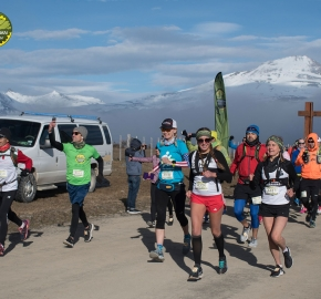 pim1909rome1179; Running in Patagonia for the eighth edition of the Patagonian International Marathon 2019 in Provincia de Última Esperanza, Patagonia Chile; International Marathon; Octava Edición Maratón de la Patagonia, Chile 2019;
