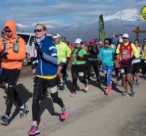pim1909rome1184; Running in Patagonia for the eighth edition of the Patagonian International Marathon 2019 in Provincia de Última Esperanza, Patagonia Chile; International Marathon; Octava Edición Maratón de la Patagonia, Chile 2019;