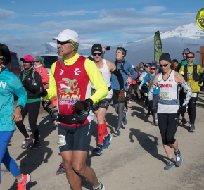 pim1909rome1187; Running in Patagonia for the eighth edition of the Patagonian International Marathon 2019 in Provincia de Última Esperanza, Patagonia Chile; International Marathon; Octava Edición Maratón de la Patagonia, Chile 2019;
