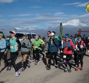 pim1909rome1194; Running in Patagonia for the eighth edition of the Patagonian International Marathon 2019 in Provincia de Última Esperanza, Patagonia Chile; International Marathon; Octava Edición Maratón de la Patagonia, Chile 2019;