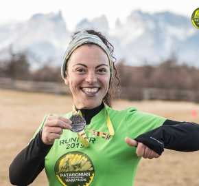 pim1909rome1649; Running in Patagonia for the eighth edition of the Patagonian International Marathon 2019 in Provincia de Última Esperanza, Patagonia Chile; International Marathon; Octava Edición Maratón de la Patagonia, Chile 2019;