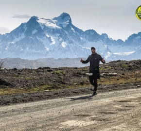 pim1909stpa0271; Running in Patagonia for the eighth edition of the Patagonian International Marathon 2019 in Provincia de Última Esperanza, Patagonia Chile; International Marathon; Octava Edición Maratón de la Patagonia, Chile 2019;