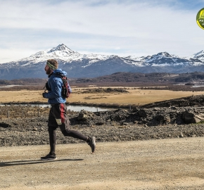 pim1909stpa0287; Running in Patagonia for the eighth edition of the Patagonian International Marathon 2019 in Provincia de Última Esperanza, Patagonia Chile; International Marathon; Octava Edición Maratón de la Patagonia, Chile 2019;