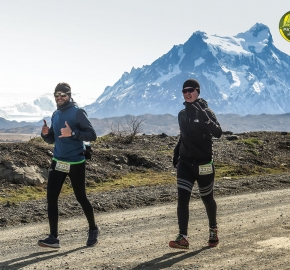 pim1909stpa0299; Running in Patagonia for the eighth edition of the Patagonian International Marathon 2019 in Provincia de Última Esperanza, Patagonia Chile; International Marathon; Octava Edición Maratón de la Patagonia, Chile 2019;