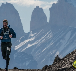 pim1909waal2058; Running in Patagonia for the eighth edition of the Patagonian International Marathon 2019 in Provincia de Última Esperanza, Patagonia Chile; International Marathon; Octava Edición Maratón de la Patagonia, Chile 2019;