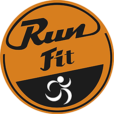 Logo Run Fit Revista