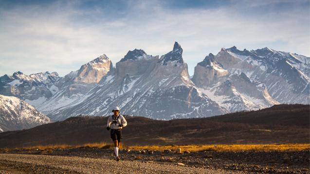 Patagonian International Marathon Principal 10 Torres del Paine