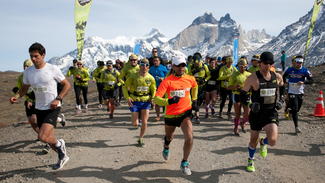 Patagonian International Marathon Videos 2013 Patagonia, Chile Torres del Paine