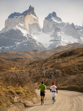 Patagonian International Marathon 2014 Patagonia, Chile
