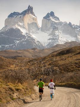 Patagonian International Marathon 2014 Patagonia, Chile