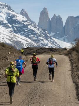 Patagonian International Marathon 2013 Patagonia, Chile