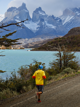 Patagonian International Marathon 2012 Patagonia, Chile