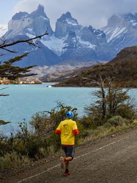 Patagonian International Marathon 2012 Patagonia, Chile